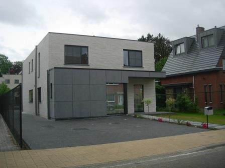 Nieuwbouw woning kapellen coda architecten - Zeer moderne woning ...